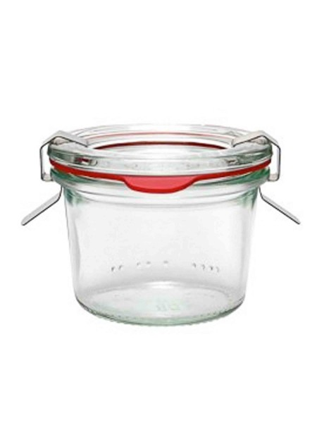 80 ml Weck Sturzglas - 10er Komplettset