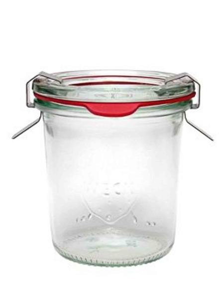 140 ml Weck Sturzglas - 10er Komplettset