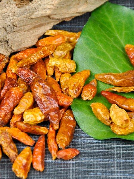 Bio Chili Cayenne - ganz