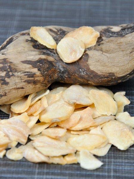 Bio Knoblauch Chips