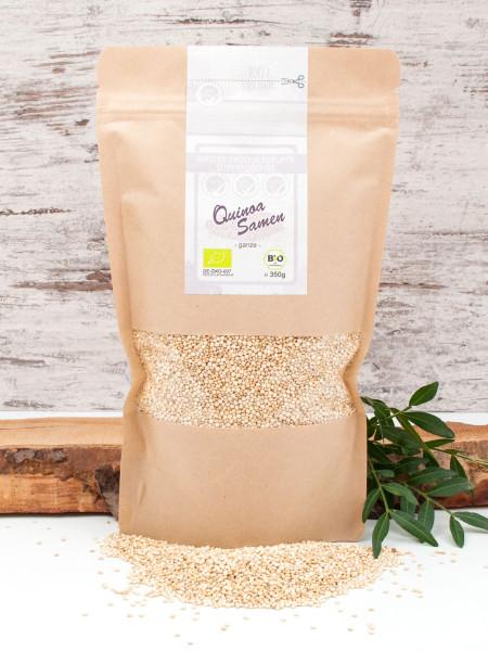 weißer Bio Quinoa - ganze Samen