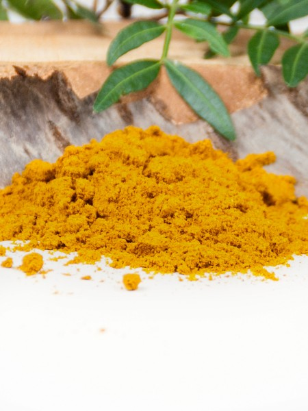 Bio englisches Currypulver - mild